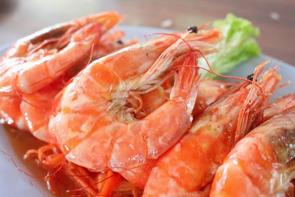 เมนูอาหาร ร้านเจ๋ง ครัวชายทะเล ครัวชายทะเล & โฮมสเตย์ร้านอาหารทะเล ใกล้กรุงเทพ
